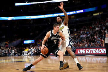 Joe Harris Brooklyn Nets v Denver Nuggets