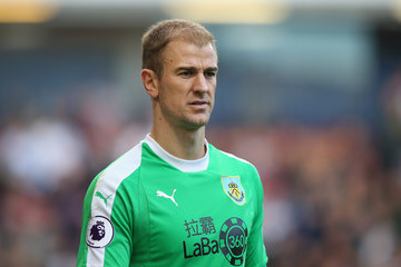 Joe Hart Burnley FC vs. Huddersfield Town - Premier League