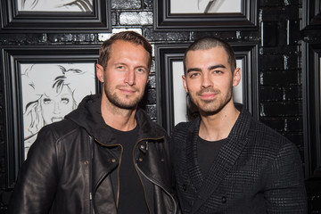 Joe Jonas Brendan Fallis Gotham Magazine Intimate Evening With Cover Star Joe Jonas