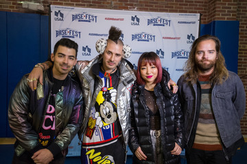 Joe Jonas Jack Lawless Base*FEST Powered by USAA - Pensacola