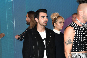 Joe Jonas Univision's 'Premios Juventud' 2017 Celebrates the Hottest Musical Artists and Young Latinos Change-Makers - Arrivals