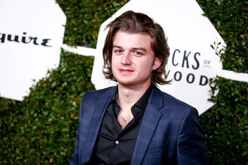 Joe Keery Esquire's Annual Maverick's Of Hollywood - Arrivals