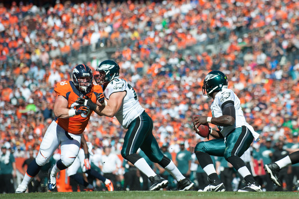 Philadelphia Eagles v Denver Broncos