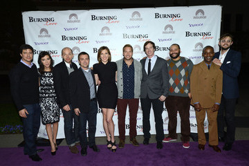 "Joe Lo Truglio Paramount's Insurge Presents The Season 2 Premiere Of ""Burning Love"""