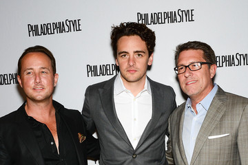 Joe Lupo Philadelphia Style Magazine May June Issue Cover Event Hosted By Vincent Piazza