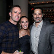 Joe Manganiello Los Angeles Confidential And Armie Hammer Celebrate The Annual Awards Issue With Belvedere Vodka