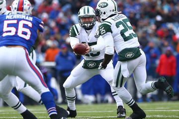 Joe McKnight New York Jets v Buffalo Bills
