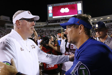 Joe Moorhead Florida vs. Mississippi State