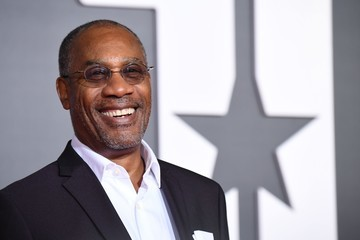 Joe Morton 'Justice League' Los Angeles Premiere - Arrivals