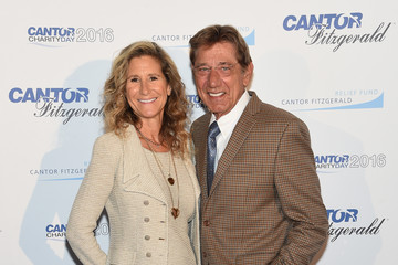 Joe Namath Annual Charity Day Hosted By Cantor Fitzgerald, BGC and GFI - Arrivals
