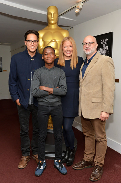 The Academy of Motion Picture Arts and Sciences Hosts an Academy Screening of 'BEASTS OF NO NATION'