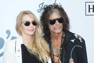 Joe Perry Steven Tyler'sGrammy Awards Viewing Party Benefiting Janie's Fund - Arrivals