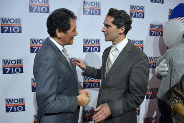 Joe Puglise New York's New WOR 710 Launch Party