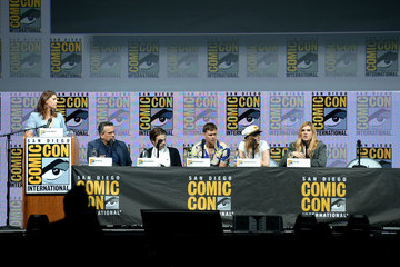Joe Russo Comic-Con International 2018 - 'Assassination Nation' Panel With Cast And The Russo Brothers
