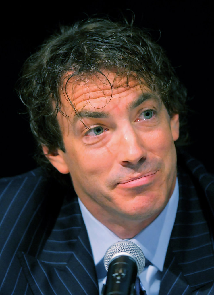 Joe Sakic in Joe Sakic Press Conference - Zimbio