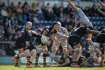 Joe Simpson London Wasps v Saracens - Aviva Premiership