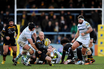 Joe Simpson London Wasps v London Irish - Aviva Premiership