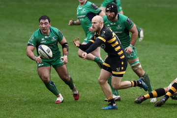 Joe Simpson Wasps v Connacht Rugby - European Rugby Champions Cup