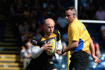Joe Simpson London Wasps v Stade Francais Paris - European Rugby Champions Cup Play-off