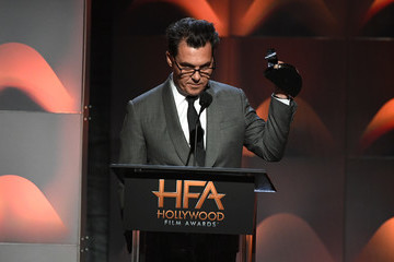 Joe Wright 21st Annual Hollywood Film Awards - Show