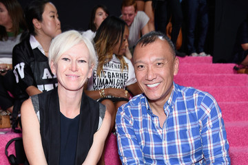 Joe Zee Marc Jacobs - Front Row - Mercedes-Benz Fashion Week Spring 2015