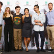 Joel Basman 'We Are Young' Photo Call in Rome