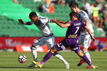 Joel Chianese A-League Rd 16 - Perth v Melbourne