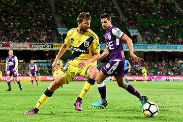 Joel Chianese A-League Rd 22 - Perth v Central Coast