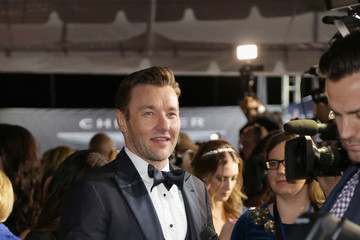 Joel Edgerton NBCUniversal's 74th Annual Golden Globes After Party - Arrivals