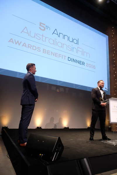 Australians in Film's 5th Annual Awards Gala - Inside