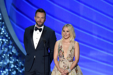 Joel McHale 68th Annual Primetime Emmy Awards - Show