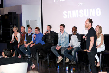 Joel Michaely The Art of Elysium and Samsung Galaxy's Throwback Screening: 'Can't Hardly Wait' at Samsung Studio LA