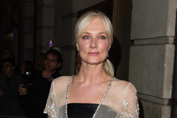 Joely Richardson A Green Carpet Challenge BAFTA Night - LFW September 2016