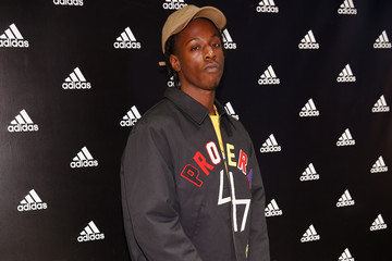Joey Badass adidas New York Flagship Preview Party