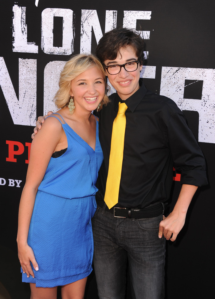 "Joey Bragg - Premiere Of Walt Disney Pictures' ""The Lone Ranger"" - Red Carpet"