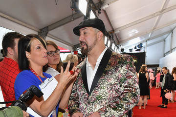Joey Fatone Kentucky Derby 144 - Red Carpet