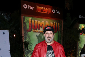 Joey Fatone Premiere of Columbia Pictures' 'Jumanji: Welcome to the Jungle' - Red Carpet