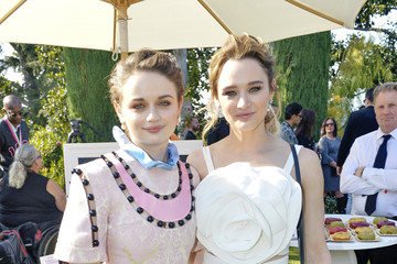 Joey King Hunter King 7th Annual Gold Meets Golden - Inside