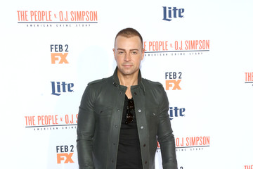 Joey Lawrence Premiere of FX's 'American Crime Story - The People V. O.J. Simpson' - Arrivals