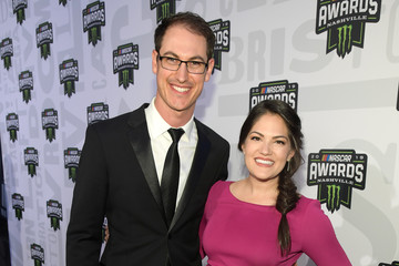 Joey Logano Monster Energy NASCAR Cup Series Awards Red Carpet
