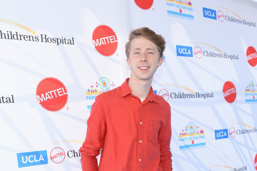 Joey Luthman UCLA Mattel Children's Hospital's 19th Annual 'Party on the Pier'