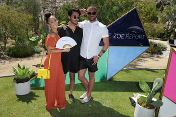 Joey Maalouf ZOEasis Presented by the Zoe Report and Guess