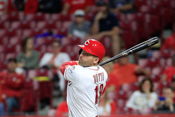 Joey Votto Kansas City Royals v Cincinnati Reds