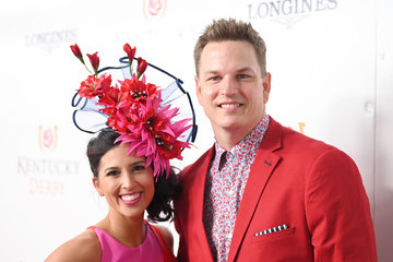 Joey Wagner Kentucky Derby 145 - Red Carpet