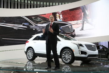 Johan de Nysschen LA Auto Show Previews New Models from Top Manufacturers