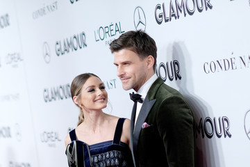 Johannes Huebl 2019 Glamour Women Of The Year Awards - Arrivals And Cocktail