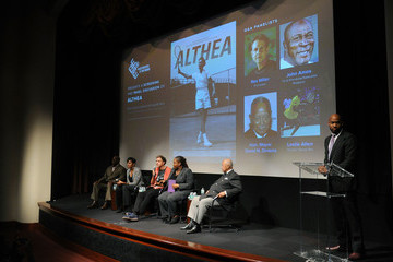 John Amos Althea Screening and Panel Discussion