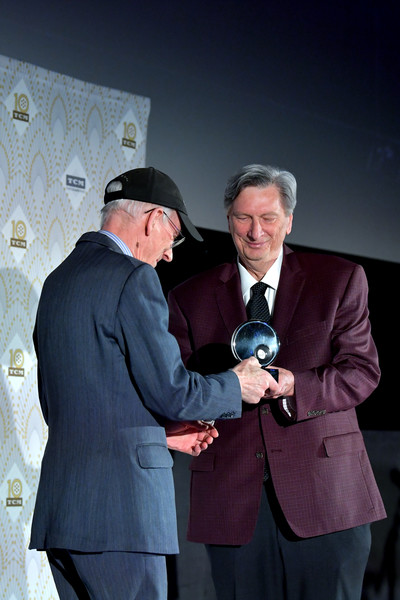 2019 10th Annual TCM Classic Film Festival - The 2nd Annual Robert Osborne Award: Kevin Brownlow