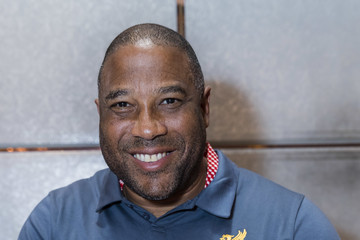 John Barnes Liverpool FC Training Session