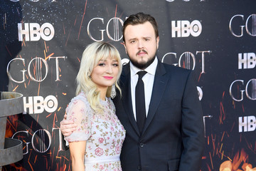 John Bradley 'Game Of Thrones' Season 8 Premiere